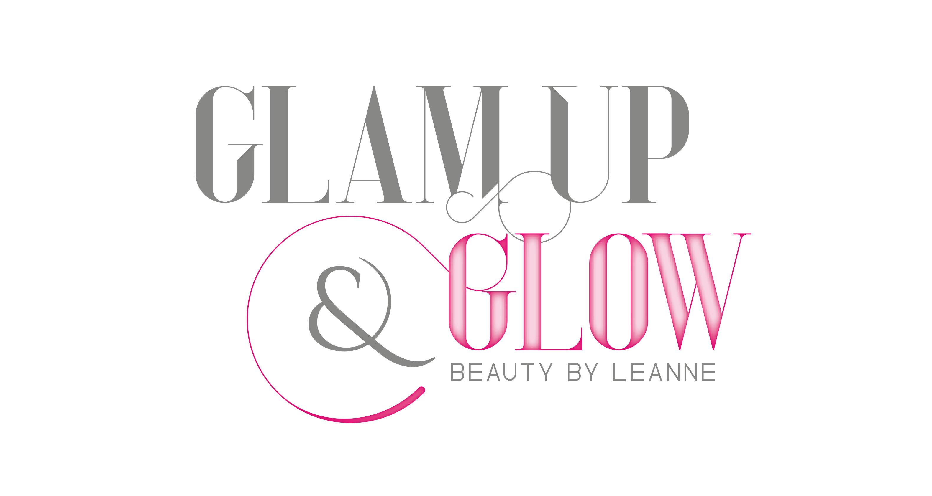Glam Up & Glow logo